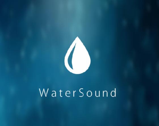 「water soundアプリ」の画像検索結果